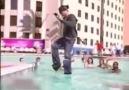 Criss Angel Walks on Water.