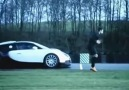 Cristiano Ronaldo racing a Bugatti Veyron Credit Nike Football