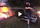 Cuando enciendes fuego con el Harley!!!!
