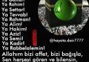 CUMA Mesajları - Bismillahirrahmanirrahim Hayırlı Cumalar Facebook
