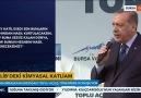 Cumhurbaşkanı Erdoğan Bursada halka hitap etti