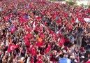 Cumhurbaşkanı Erdoğandan bozkurt işareti