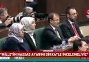 Cumhurbaşkanı Erdoğandan yeni kabine mesajı