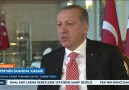 Cumhurbaşkanı Erdoğan Reutersa konuştu.