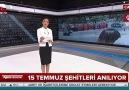 Cumhurbaşkanı Erdoğan şehitlikte