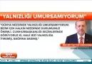 Cumhurbaşkanı Erdoğan: Yalnızlığı umursamıyorum
