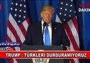 Dadaşlar - Trumpdan Basın Açıklaması