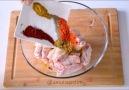 5 dakikada fırında mangal tadında tavuk kanat tarifi için tıklayın )