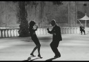 Dancing scene from Federico Fellinis 8 (1963)