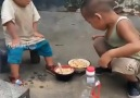 Dani and Dannah - have you ever seen a kid this young cook like this Facebook