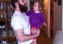 Daughter Confused When Dad Shaves Beard