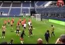 David Luiz, Eden Hazard'ı rezil etti