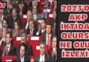 2023 DE BİZİ NELER BEKLİYOR DİKKATLİ İZLEYİN.