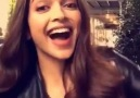 Deepika Padukone says 'Hi!' to her fans all the way from New Y...