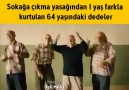 DELİ MAVİ - Hastasıyız dede.!!