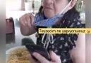 DELİ MAVİ - Teyze napıyon.!!