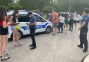 Demirören Haber Ajansı - Caddebostan Sahili&maske takmayanlara ceza yağdı