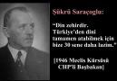 1920'den bu yana CHP'nin İslam karşıtı sözleri