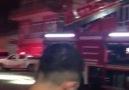 Devlet Hastanesinin bir odasında yangın çıktı. Yaralı yok.