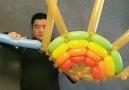 DIY Flower - Magic Balloons Facebook