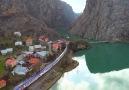 Doğu Ekspresi Erzincan İliç&Geçerken..