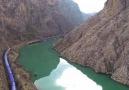 Doğu Ekspresi ve muhteşem Erzincan İliç Manzarası