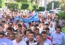 Doğu Türkistan'daki Çin Zülmunü Protesto