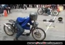 Drag racing yang fail!