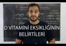 Dr.Can D Vitamini Eksikliğinin Belirtileri (Bu Semptomlara Dikkat Edin)