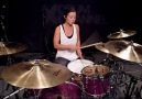 Drummer Corner - Lindsey Raye Ward - Sia - Chandelier (Drum Cover) Facebook