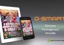 D-Smart Dergi artık iPhone, iPad ve İnternet'te!