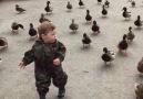 Duck yeah.
