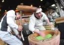 Dünyanın en hızlı Japon tatlısı yapan ustaları