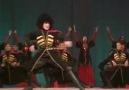 Dünyanın en iyi çocuk kafkas dans topluluklarından birisi orbi...