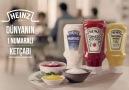 Dünyanın 1 numaralı ketçabı Heinz her defasında sizi baştan çıkarır!
