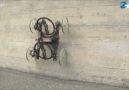 Duvarda gidebilen ilginç araç vertigo.
