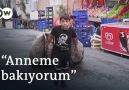 DW Türkçe - Mesut 7 yaşından beri ailesine bakıyor Facebook