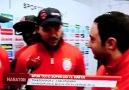 Eboue trabzonspor maçı sonrası canlı yayını basıyor :)