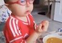 Ege Şivesi - Bu minik adamın muhteşem yemek duasına hep...