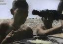 Eggs on German Tank - Eier gebraten in Nordafrika auf Panzer - Panzereier