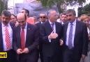 Ekmeleddin İhsanoğlu'na Trabzon'da şok tepki