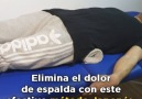 Elimina el dolor de espalda con este efectivo Mtodo Japons