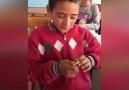 Elmacı köyü - Oruç tutan küçük çocuğun hayali