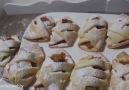 Elmalı kafes kurabiye