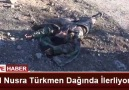 El Nusra Türkmen Dağında İlerliyor