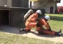 Emergency Rescue Drill..