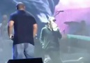 #Eminem Drinking Water On Stage And Then...