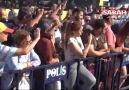 Emniyet Mehter Takımı Taksim Meydanında konser verdi