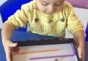 En miniklerimizle Montessori