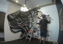 Epic Wall Mural by Danilo Roots - Art & Design